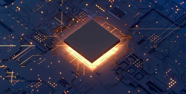 کاهش ضخامت مواد اولیه پردازنده