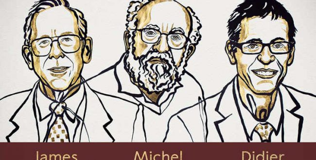 نوبل فیزیک به کاشفان سیاره فراخورشیدی رسید
