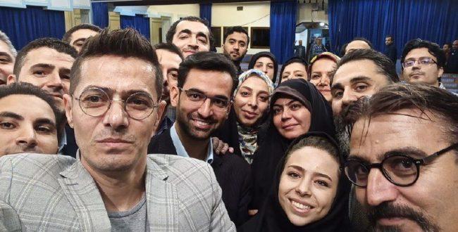 آذری جهرمی وزیر ارتباطات ؛ در صفحه شخصی اینستاگرام خود…