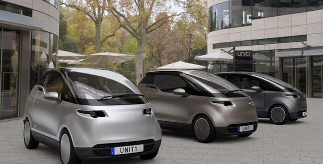 خودرو الکتریکی یونیتی وان معرفی شد