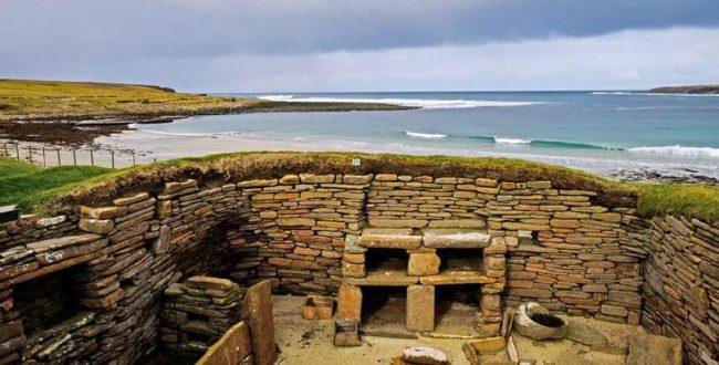 بناهای تاریخی اسکاتلند در معرض نابودی قرار دارند