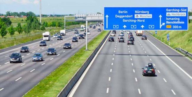 پارلمان مرکزی آلمان با پیشنهاد محدودکردن سرعت در اتوبانها موافقت نکرد