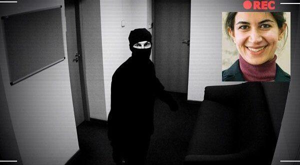 شناسایی افراد از پشت دیوار