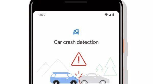 ️گوگل اپلیکیشنی برای تشخیص تصادفات جاده ای توسعه میدهد