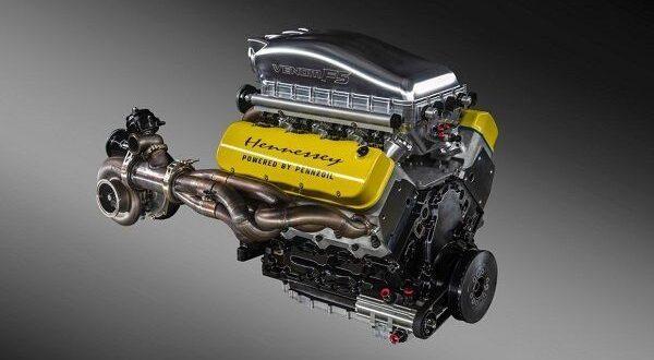خودروی جدیدی را با استفاده از قدرتمندترین موتور تولید شده