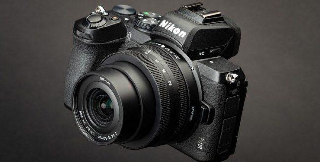 ️نیکون Z50 اولین دوربین بدون آینه