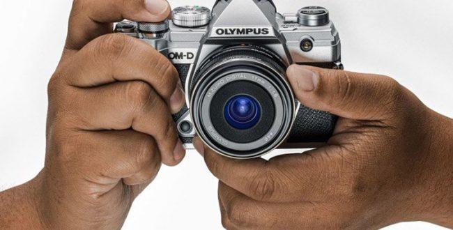 ️المپوس از دوربین بدون آینهی جدید