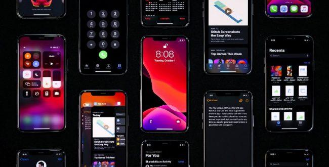 تم تیره iOS 13 تأثیر شگفتانگیزی بر بهبود عملکرد باتری آیفون