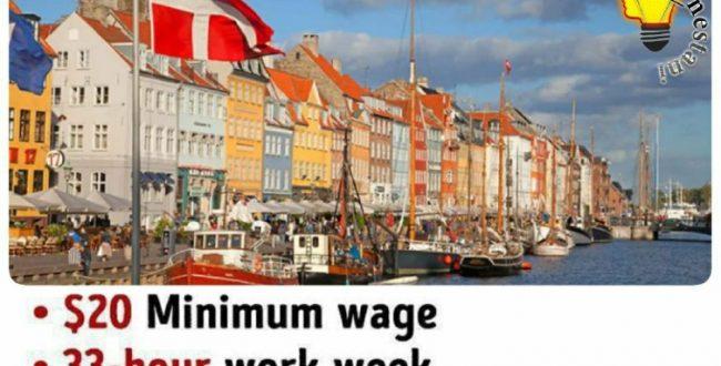 چرا دانمارک شادترین کشور جهان است؟