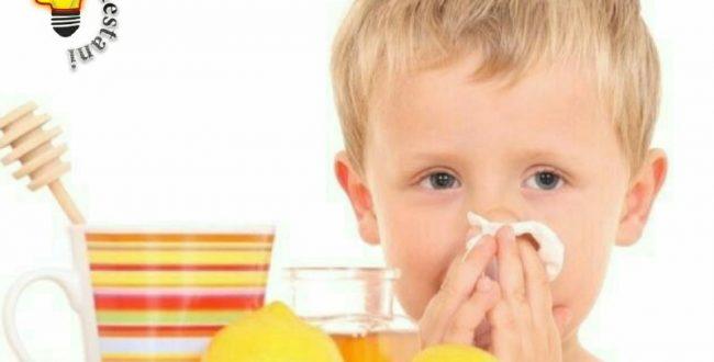 دوست دارید کودکتان در پاییز کمتر مریض شود؟