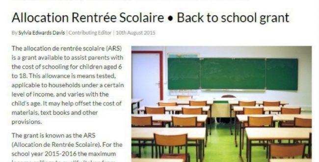 در فرانسه تمام بچه ها …