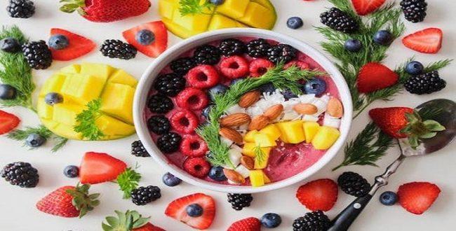 خوردن میوه بصورت ناشتا چه خواص
