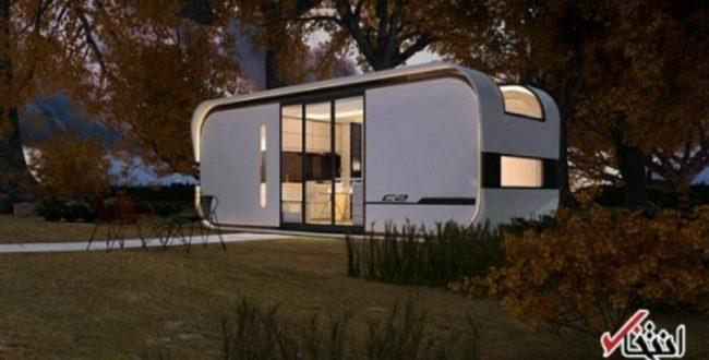 این خانه هوشمند در برابر زلزله