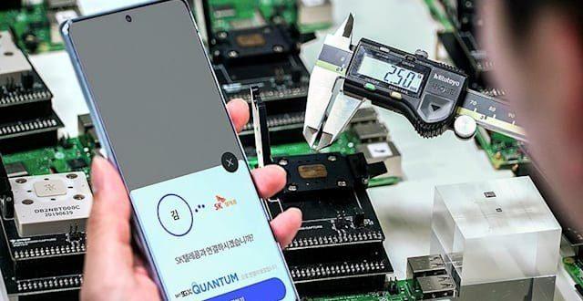 ️اولین گوشی بهره مند از تکنول