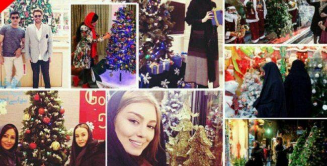 ۹۰ درصد خریداران درخت کریسمس مسیحی نیستند
