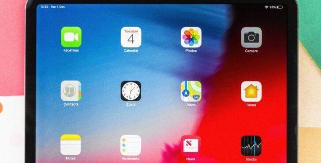 ️ال جی تولید نمایشگرهای LCD آیپد را افزایش میدهد