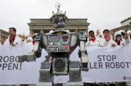 آمازون و مایکروسافت با ساختن رباتهای قاتل دنیا را بهخطر میاندازند
