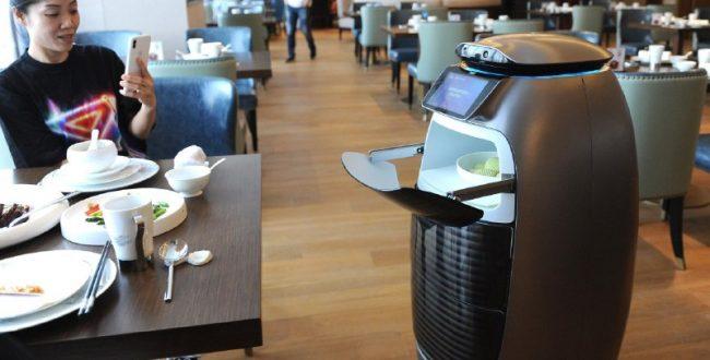 هتل مجهز به هوش مصنوعی در چین افتتاح شد + تصاویر