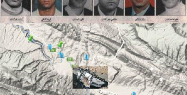 ️ سقوط اتوبوس حامل دانشجویان شریف ۲۶ اسفند ۱۳۷۶