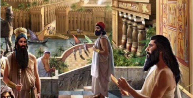 داستان پادشاه و وزیر عاقل