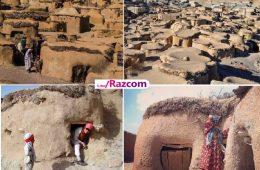 روستایی در ایران که سیگار کشیدن را گناه میدانند