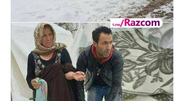 یک ماه پس از زلزله ورنکش آذربا