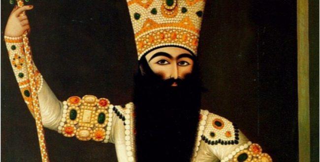 فتحعلی شاه خطاب به سفیرش در اس