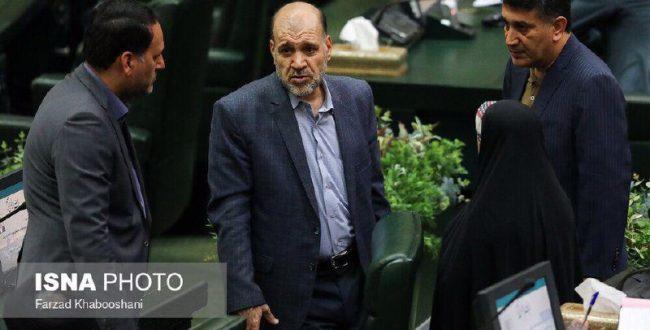 حضور ۲ نماینده بازداشت شده پس از آزادی در جلسه علنی امروز مجلس