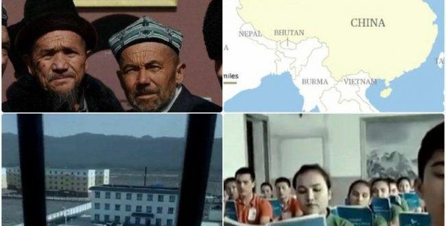 ایغورها، بزرگترین اقلیت زندانی