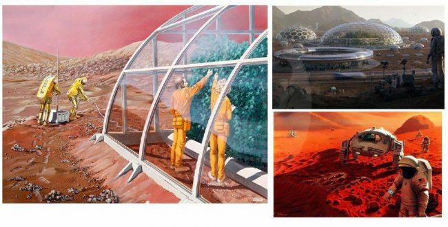 تنها ۱۱۰ نفر برای ایجاد تمدنی جدید در مریخ کافی است
