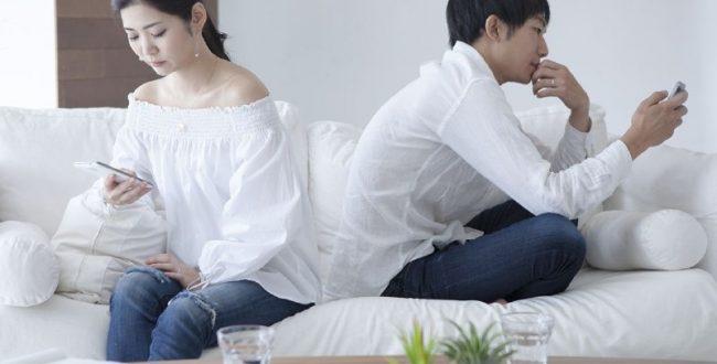 رفتار عجیب ژاپنیها در روابط ج