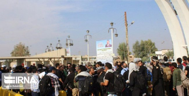فوت ۱۰۴ زائر ایرانی در ایام اربعین