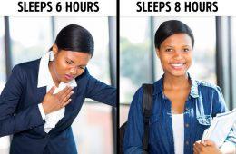 خواب کافی جلوی مشکلات قلبی را می گیرد