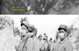 سربازان کانادایی با ادرار دستگاه تنفسی می ساختند
