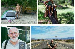پیرمرد ۶۹ ساله روس پابرهنه به ۱۴۶ کشور سفر کرده