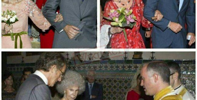 خانم آلبا یکی از ثروتمندترین زنان اسپانیا