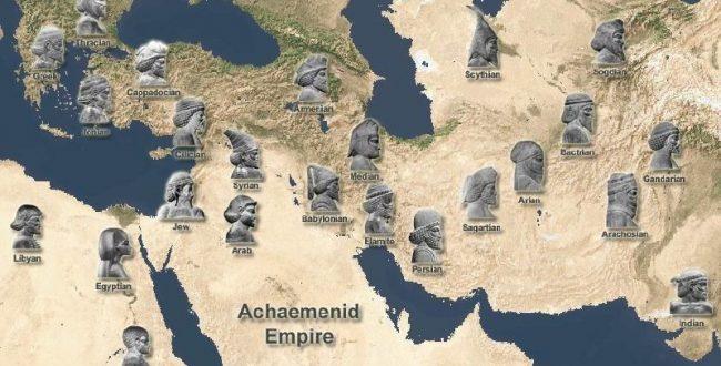 هخامنشیان نخستین امپراتوری بزرگ جهان