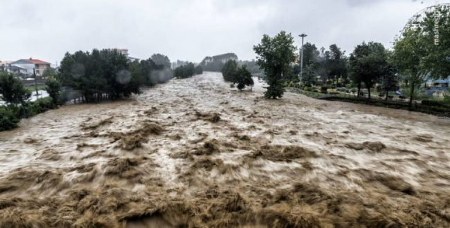 فوری ️ هشدار جدی سازمان هواشناسی ️ بارشهای سیلآسا در راه ایران