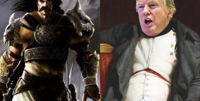 دونالد ترامپ دو روز قبل توییت