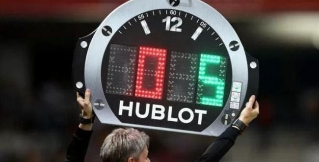 تصویب ۵ تعویض در هر بازی لیگ
