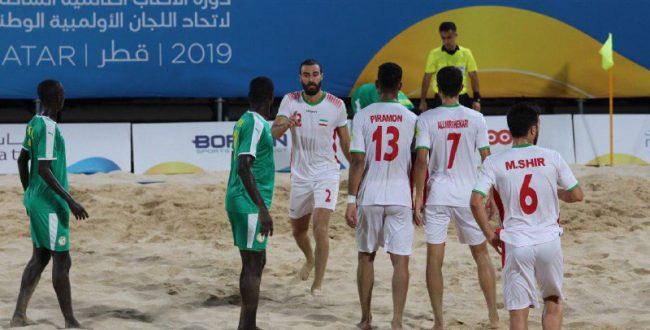 تیم ملی فوتبال ساحلی کشورمان در دومین بازی خود…