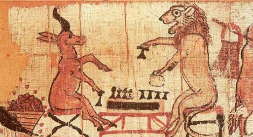 حکاکی مصر باستان