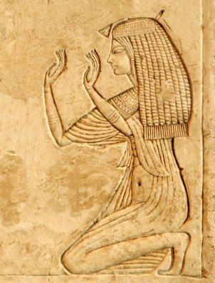 زنان در مصر باستان
