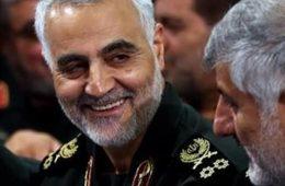 سردار حاج قاسم سلیمانی به شهادت رسده اند