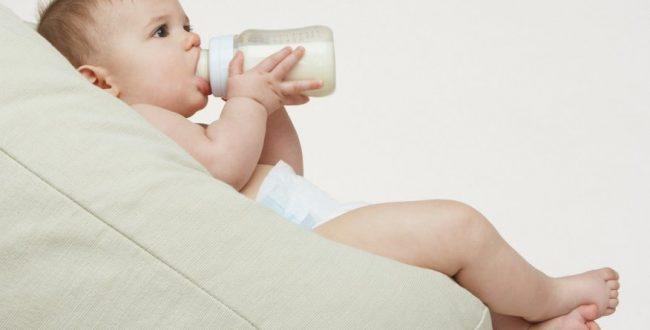 عوارض شیرخشک بر کودکان