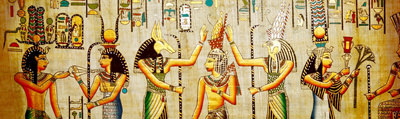پوشش مصر باستان