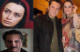 طلاق بازیگران ایرانی از همسرانشان