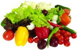 بـه سبزیها جان بده